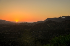 Griffith Sunset