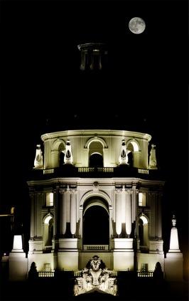 cityhall moon
